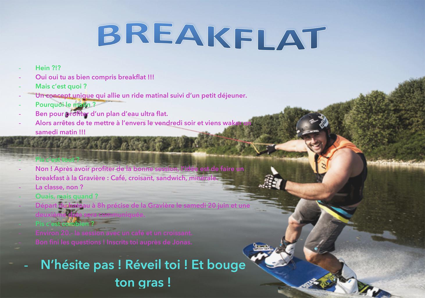 Breakflat